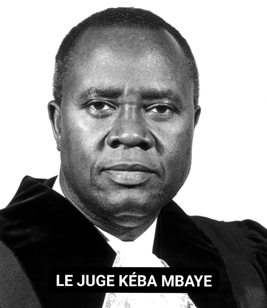 Profil d'un Kaolackois : le juge Keba Mbaye, l'éthique.