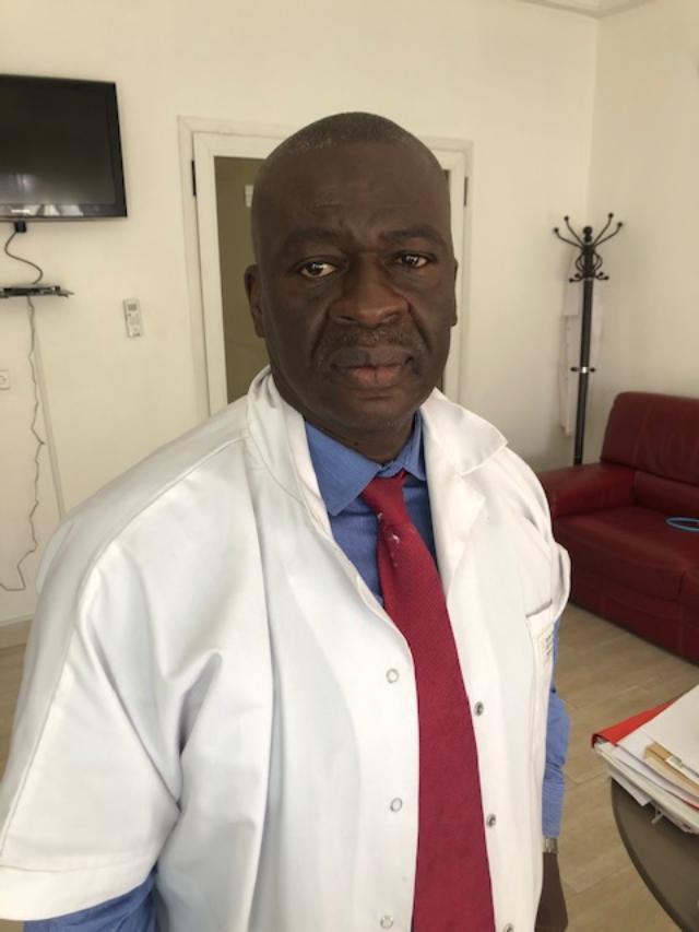 """Un médecin sénégalais écrit à Jean-Paul Mira : """"mon cher tu as perdu une occasion de te taire"""""""